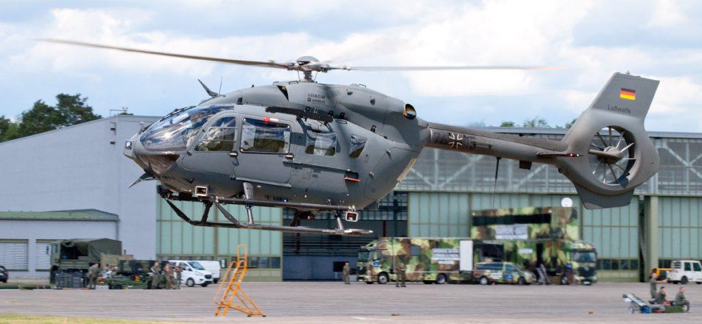Bild: Airbus H145M 76+15