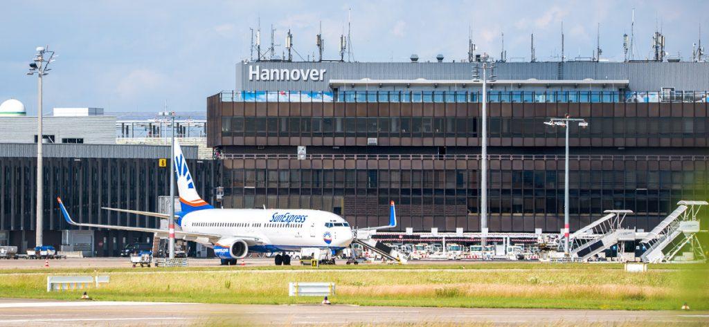 Bild: SunExpress Deutschland Flugzeug