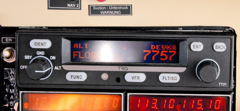 Bild: Mode-S-Transponder Trig TT31
