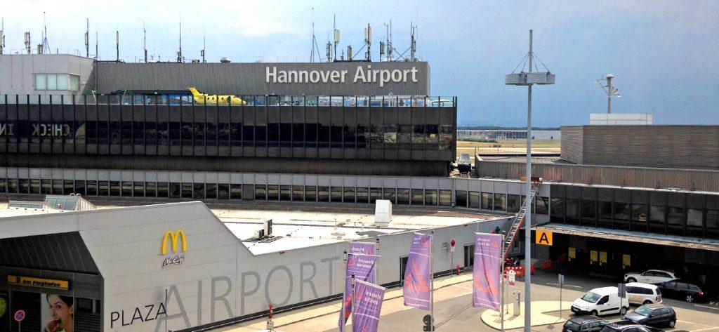 Bild: Flughafen Hannover