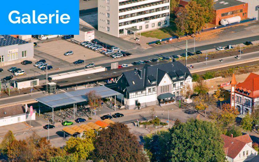 Bild: Titelfoto Luftbilder Springe