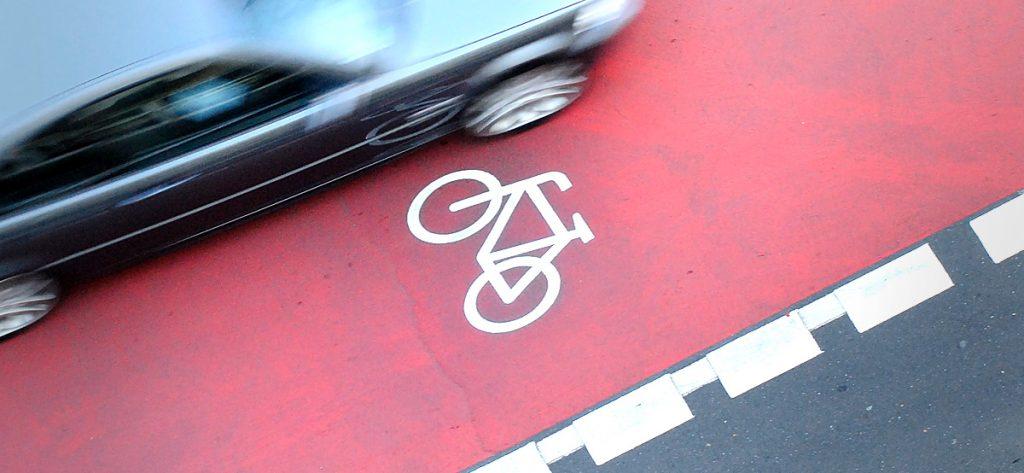 Bild: Symbolfoto Radweg