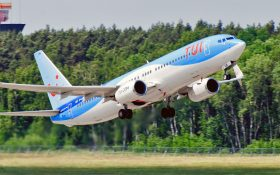 Bild: TUI-Flugzeug