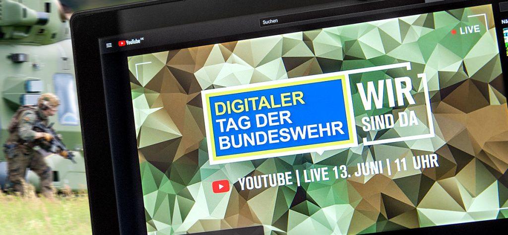 Bild: Teaser Tag der Bundeswehr 2020