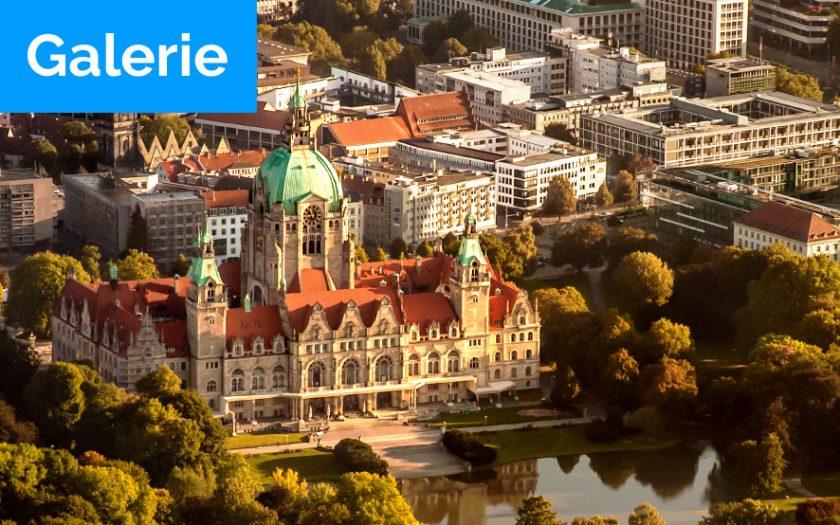 Bild: Titelfoto Luftbilder Hannover
