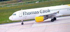 Bild: Thomas Cook Flugzeug