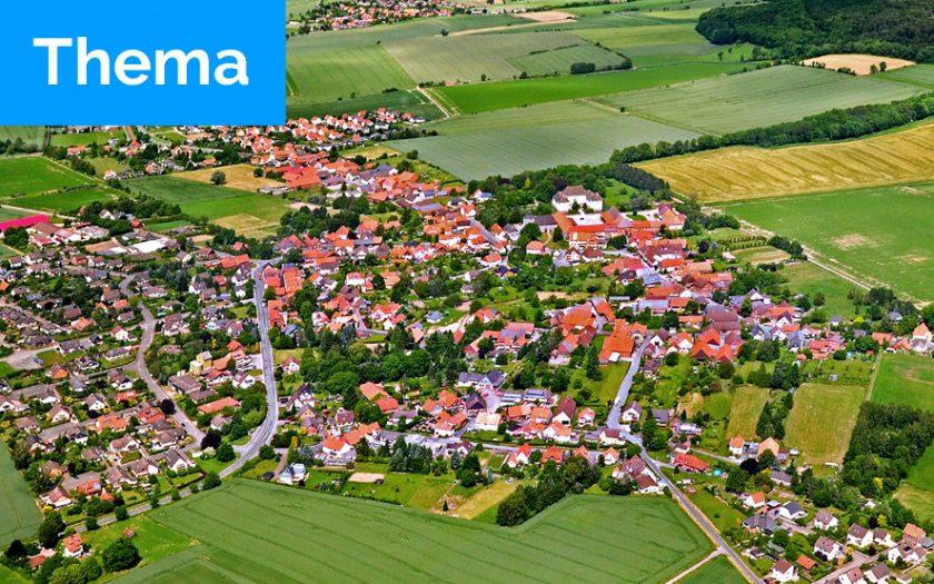 Bild: Titelfoto Luftbilder Niedersachsen (Thema)