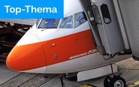Bild: Topthema Boeing 737 Max 8
