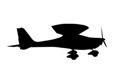 Icon: Ultraleichtflugzeug