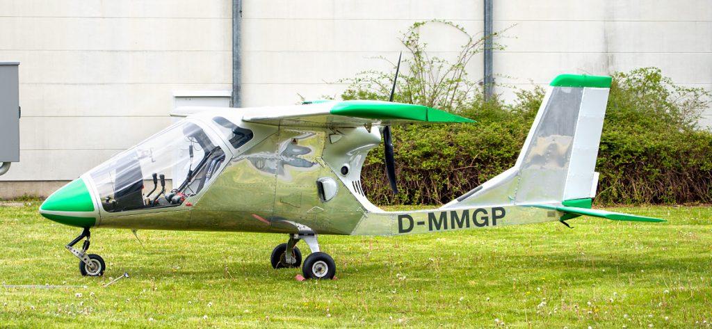 Bild: Ultraleichtflugzeug